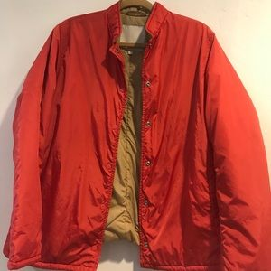Vintage 1980's Pink Puffer Henry Cotton's